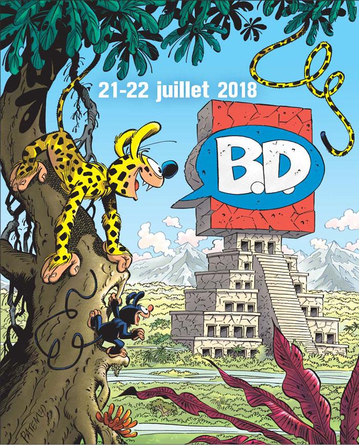 Affiche BD Contern 2018 accueil